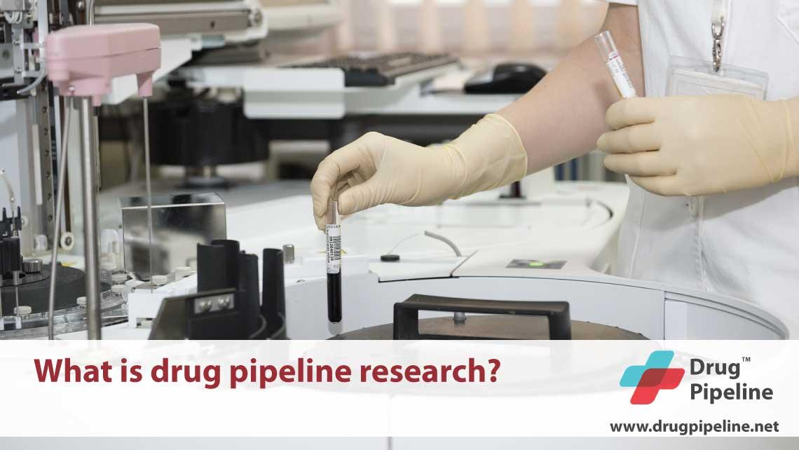 What is drug pipeline research?